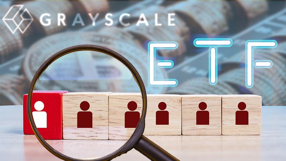 Grayscale busca expertos de ETF para su fondo de 650.000 bitcoins