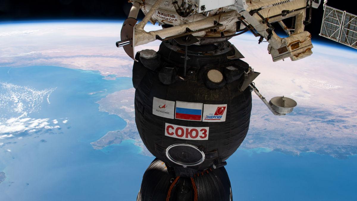 NASA enviará astronauta al espacio en un cohete ruso sin pagar