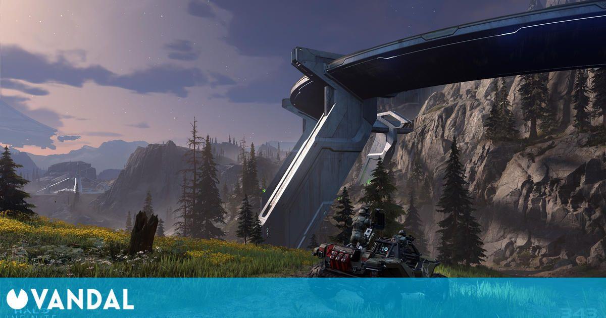 343 da más detalles del 'gameplay' de Halo Infinite: no es un mundo abierto