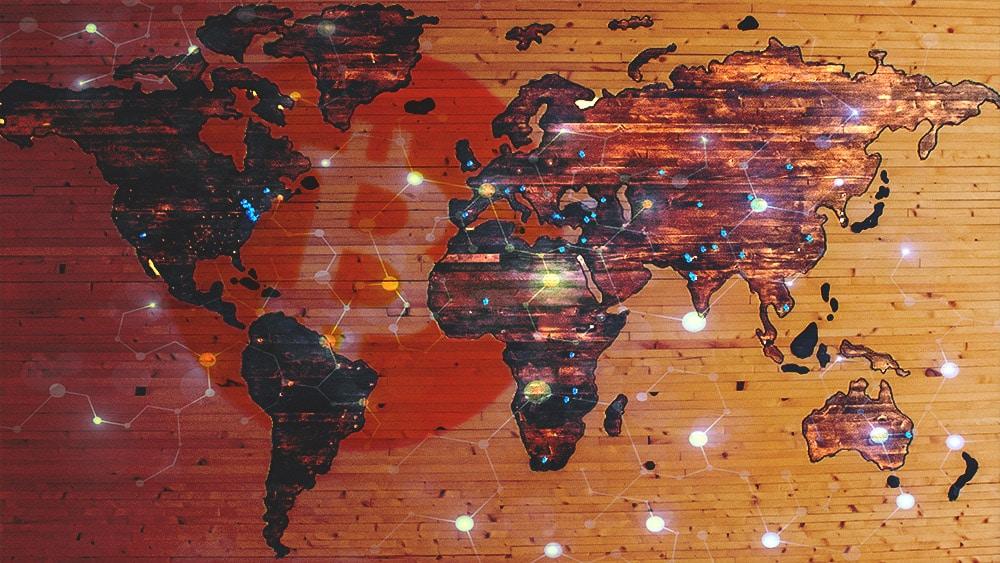 Nueva herramienta contabiliza más de 300.000 nodos de Bitcoin en el mundo
