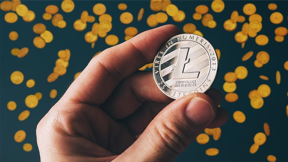 Hodlers de litecoin gastan más de 130 millones de dólares en LTC al día