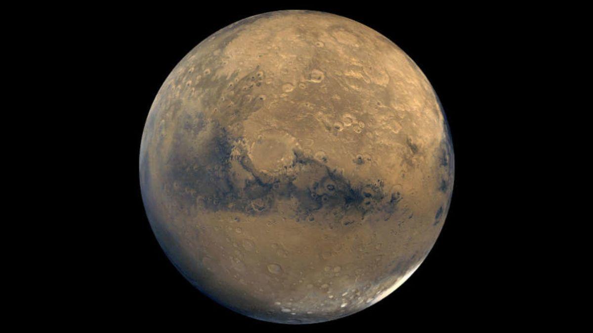 Marte esconde su agua 'perdida' debajo de la superficie