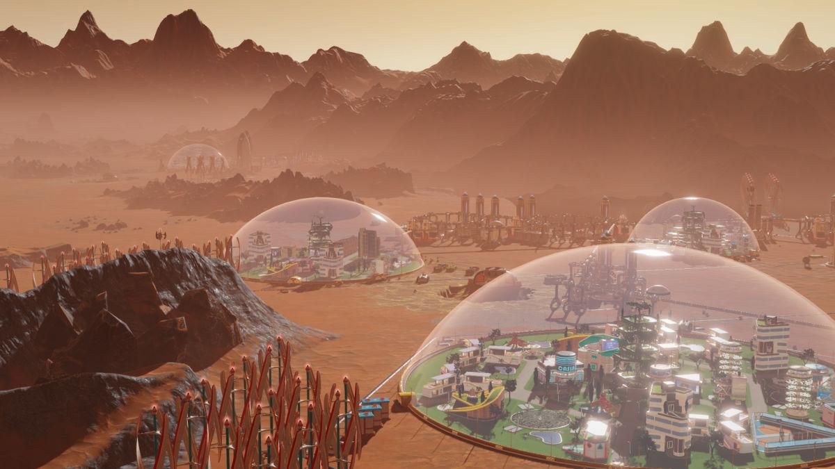Cómo descargar gratis Surviving Mars y Metro 2033