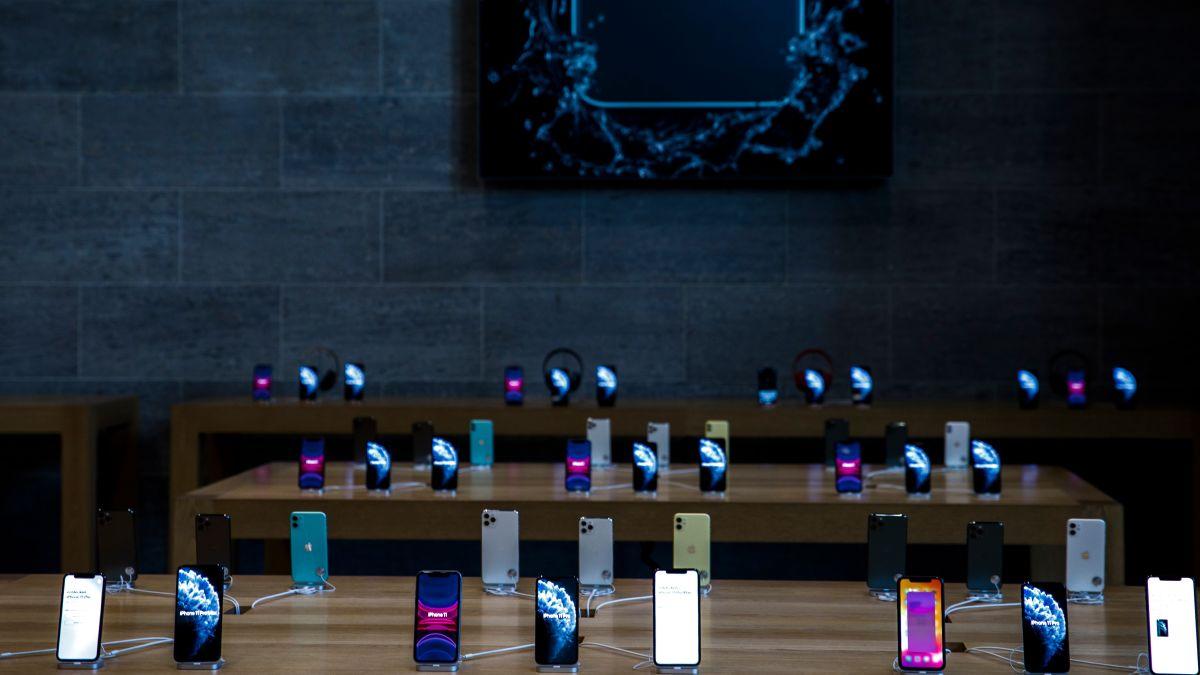 El iPhone 13 podría tener 1 TB de almacenamiento