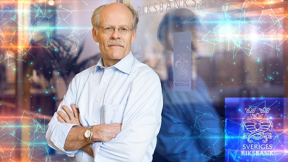 Stefan Ingves, del banco central de Suecia