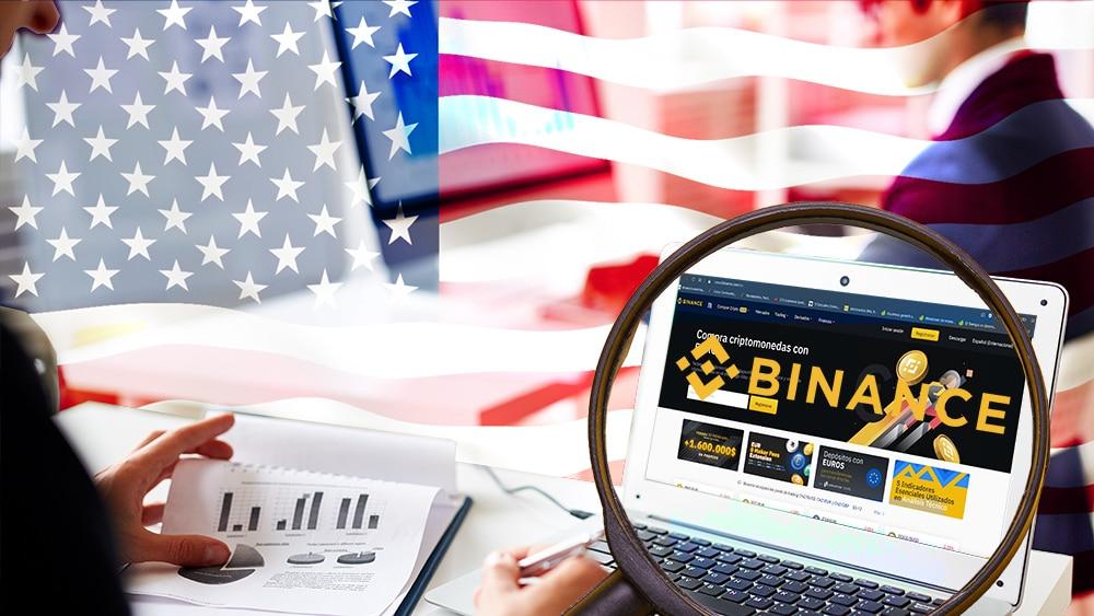 Binance es investigado por presuntamente brindar servicios en Estados Unidos