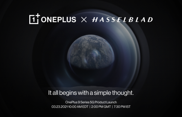 OnePlus y Hasselblad anuncian el OnePlus 9 el 23 de marzo