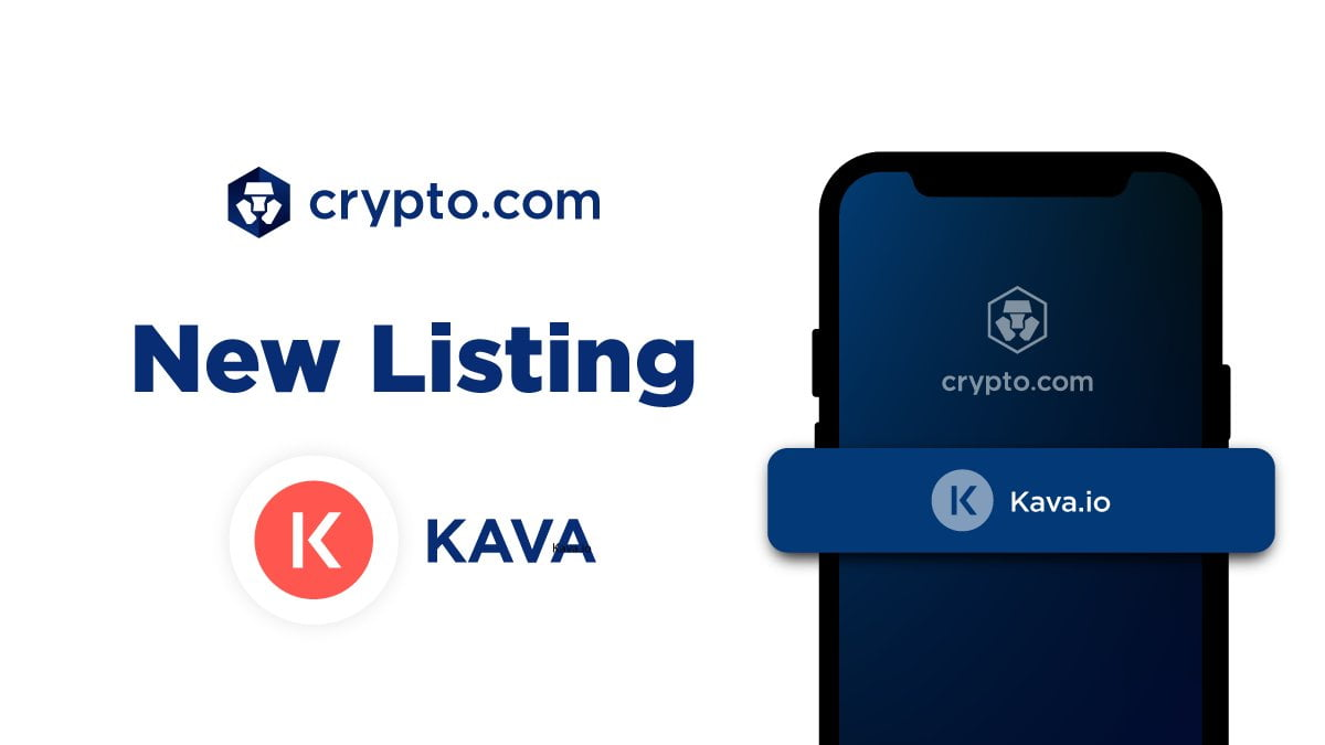 DeFi Gem KAVA ahora está disponible a través de Crypto.Com