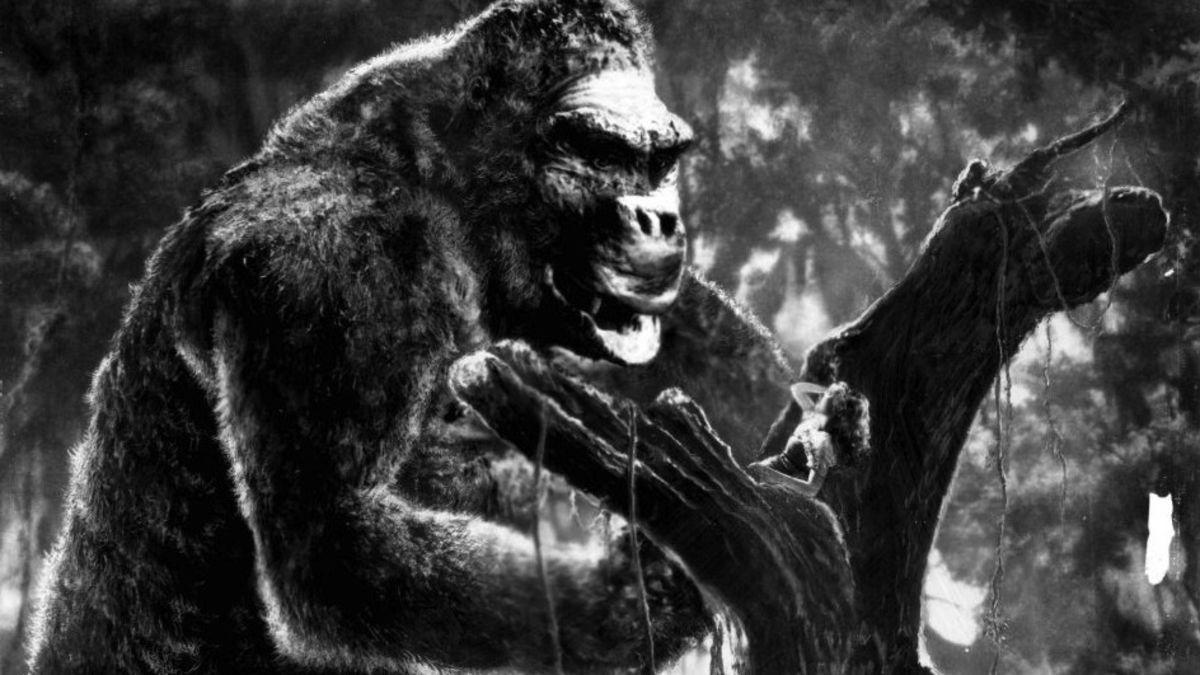 Los dragones reales que inspiraron a Hollywood para King Kong