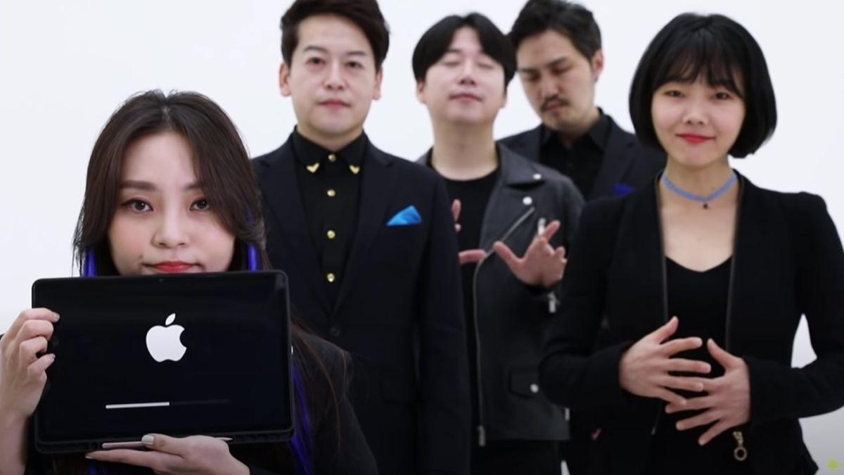 Los sonidos de Mac, iPhone y Samsung Galaxy, solo con la voz