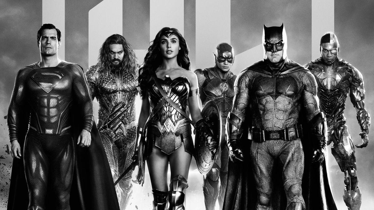 soluciona todo lo malo de Justice League