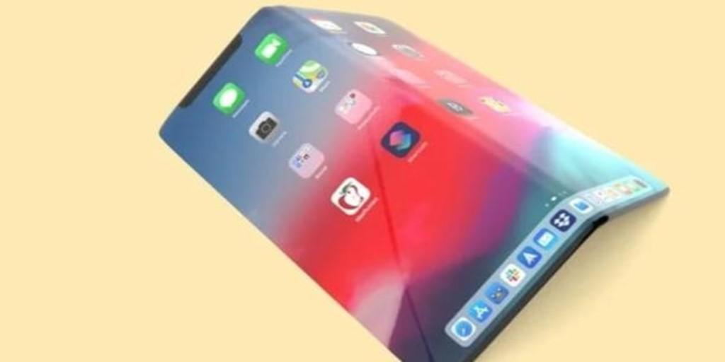 ¿Cómo será el primer iPhone plegable?