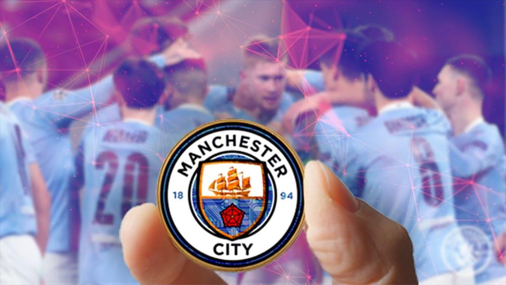 El club Manchester City lanzará su propio fan token