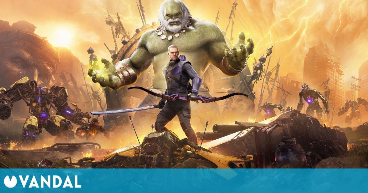 Marvel's Avengers reducirá la velocidad a la que subimos de nivel