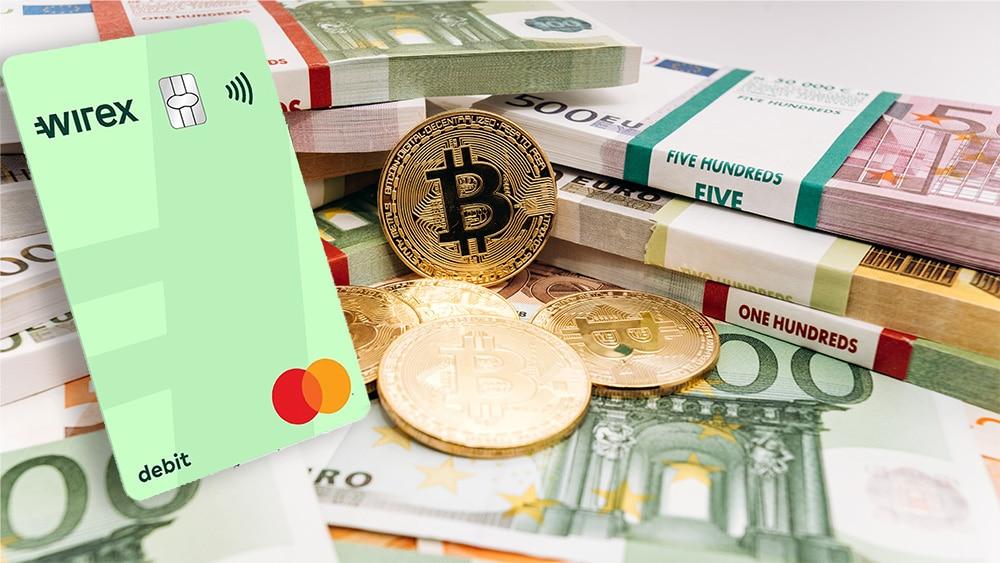 Tarjeta de débito para bitcoin de Mastercard y Wirex ya está disponible