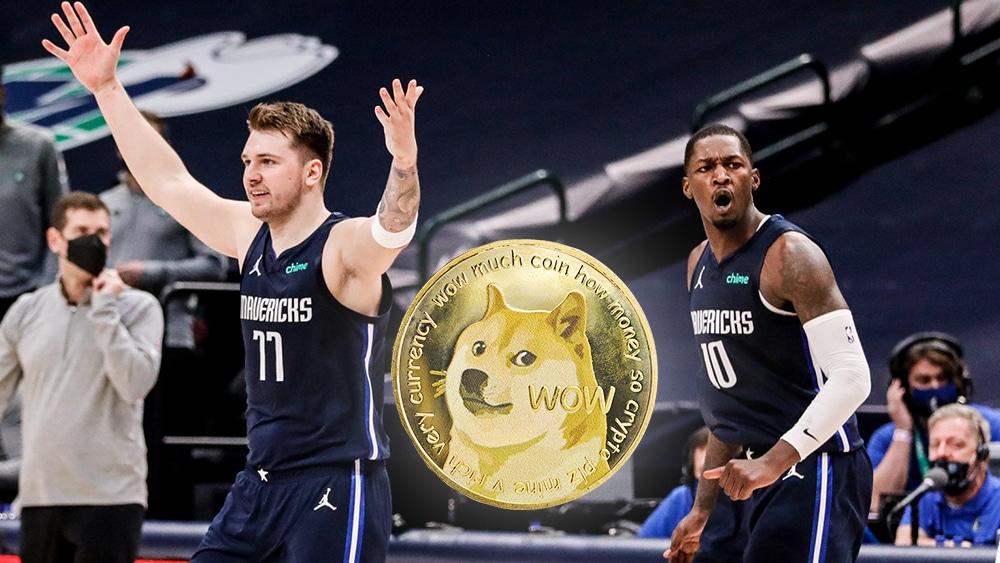 El equipo de NBA Dallas Mavericks comienza aceptar pagos en Dogecoin