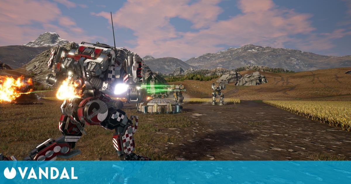 MechWarrior 5 llega a Xbox Series X/S, Xbox One, Steam y GOG el 27 de mayo