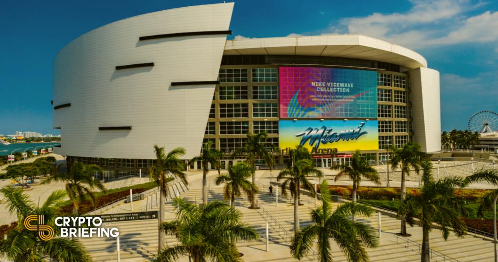 FTX probablemente obtendrá derechos de nombre para Miama Heat Arena