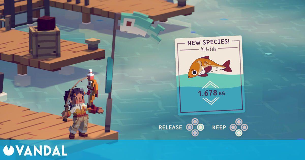Anunciado Moonglow Bay, un costumbrista RPG de pesca que llegará a Xbox y PC en 2021
