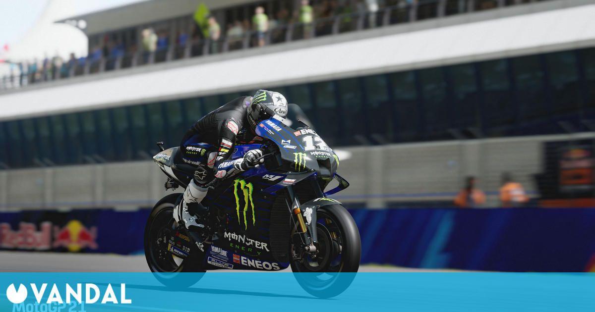 Los creadores de MotoGP 21 alaban el DualSense y la facilidad de trabajar en Xbox Series S