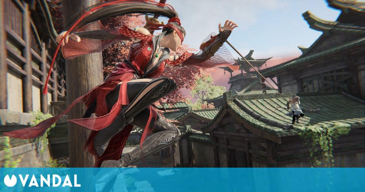Naraka: Bladepoint, el 'battle royale' de samuráis, anuncia beta y presenta gameplay