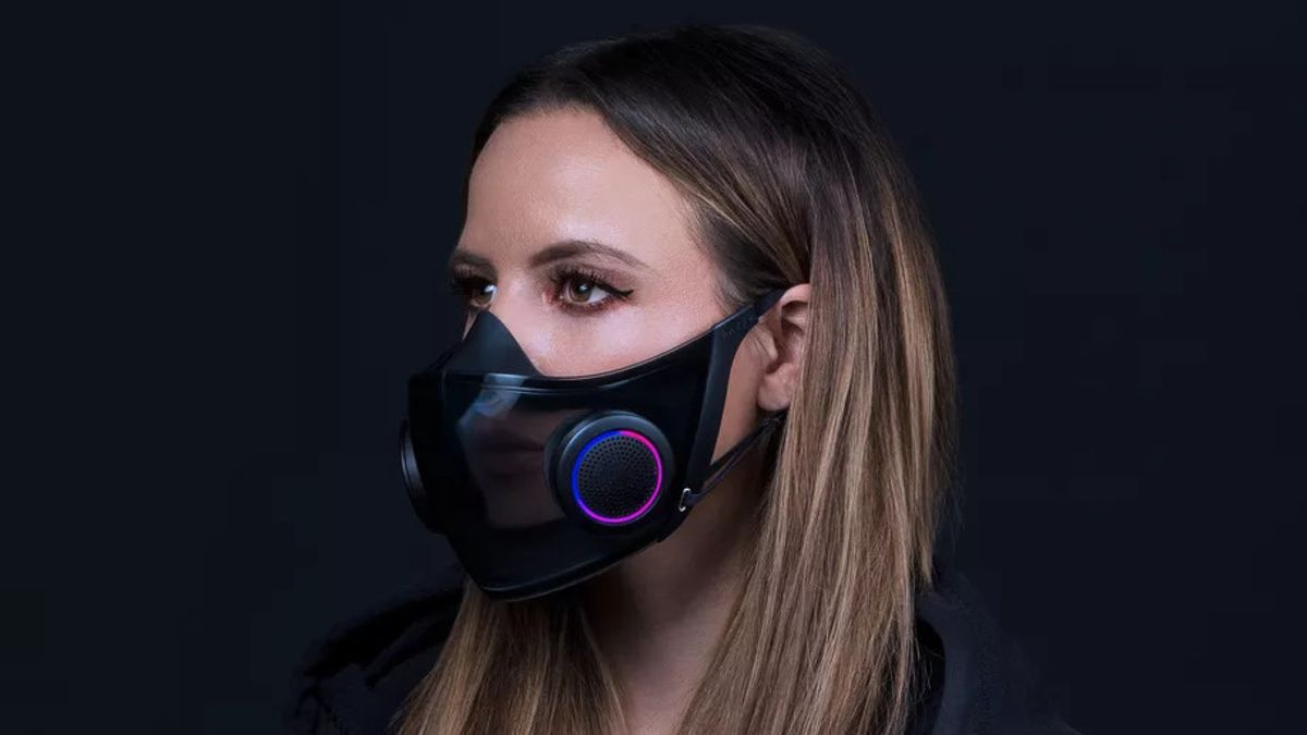 Razer confirma que comenzará a fabricar su mascarilla inteligente