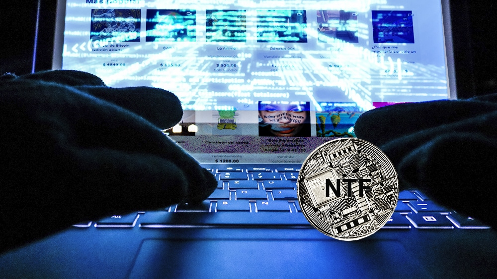 Roban y revenden NFT de usuarios de Nifty Gateway