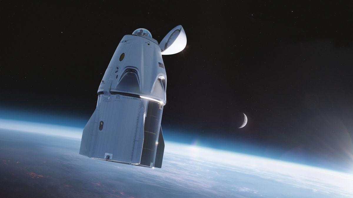 SpaceX instalará una cúpula de cristal en la Crew Dragon para los inminentes vuelos turísticos