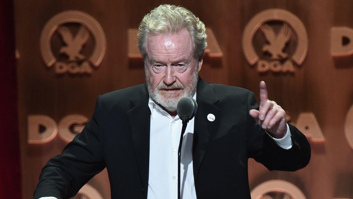 Ridley Scott hará una serie de la Segunda Guerra Mundial con el creador de Peaky Blinders