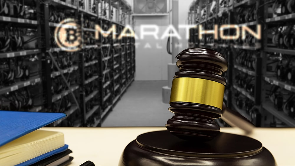 Pool de minería de Marathon no procesará bitcoins sancionados por Estados Unidos