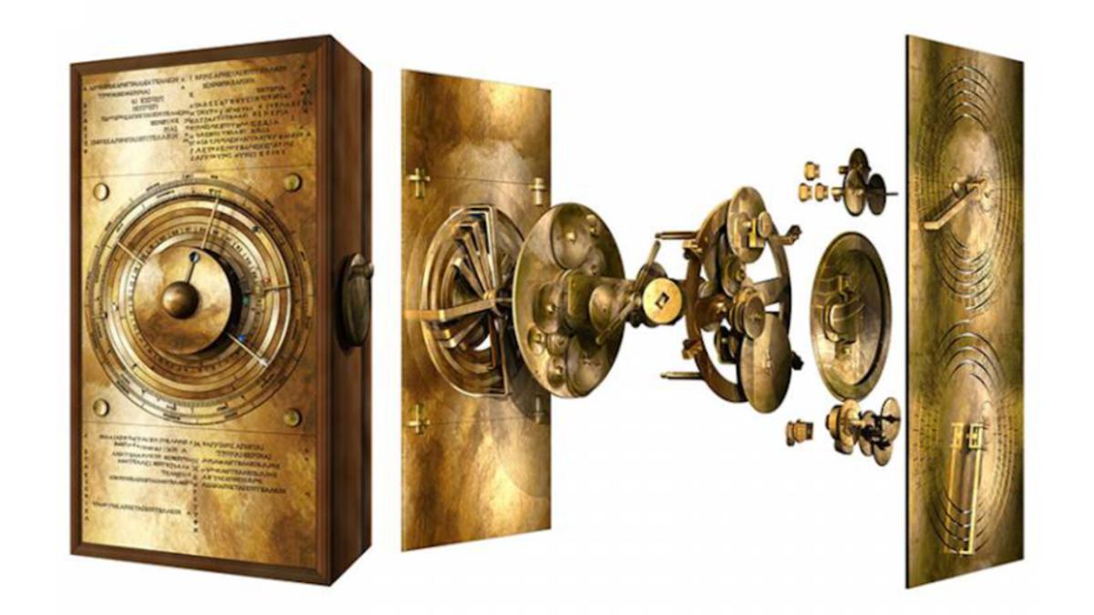 Un modelo digital descifra la computadora más antigua del mundo