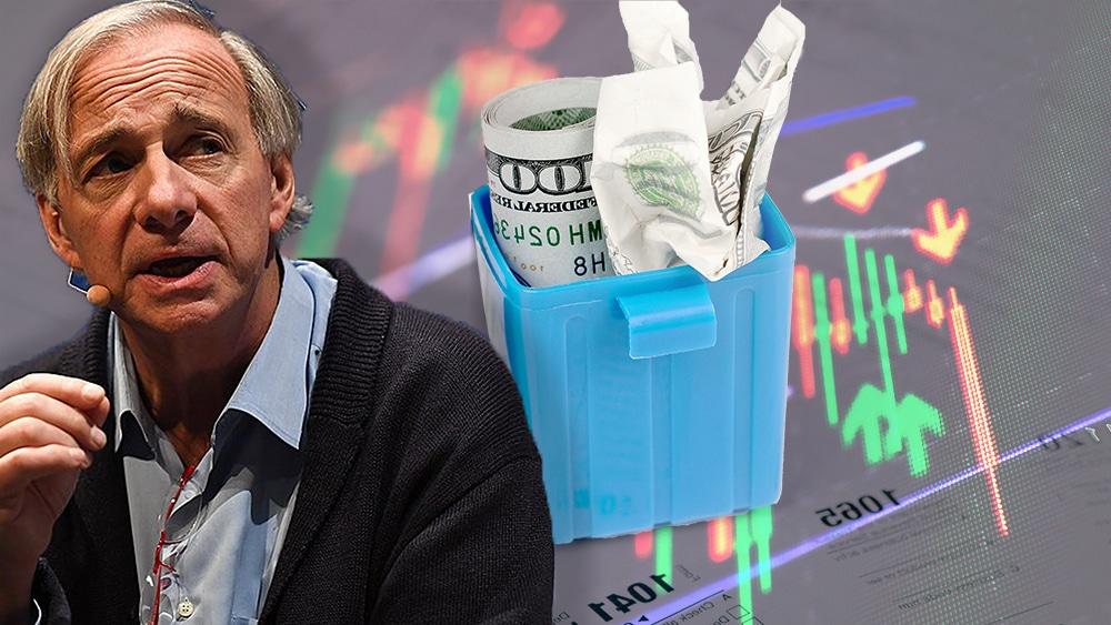 el dinero en efectivo es basura e invertir en bonos es estúpido