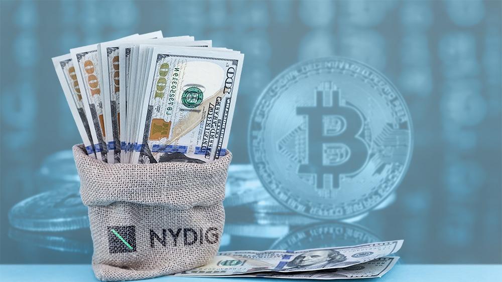Soros y Morgan Stanley se unen a inversión de USD 200 millones en empresa de bitcoin NYDIG
