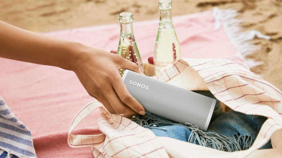 Sonos Roam es el primer altavoz portátil Bluetooth de Sonos
