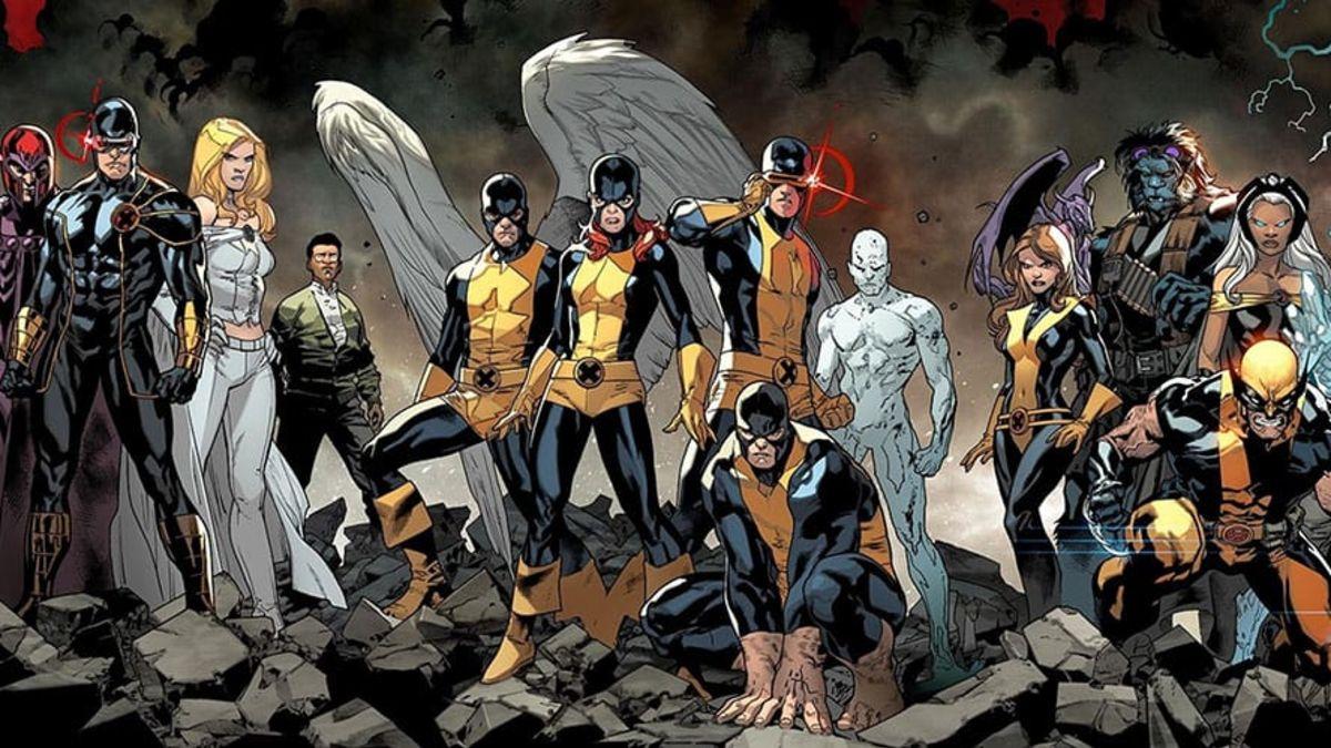 así es el proyecto que meterá los X-Men en el MCU