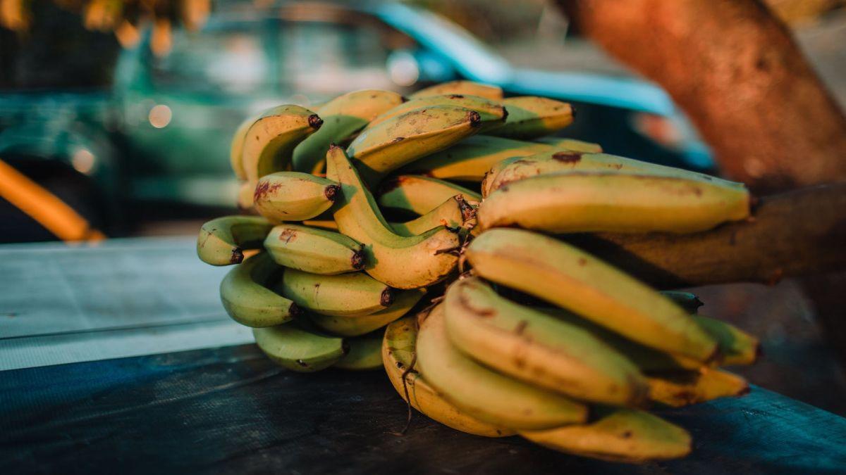 La verdadera historia del aroma a plátano