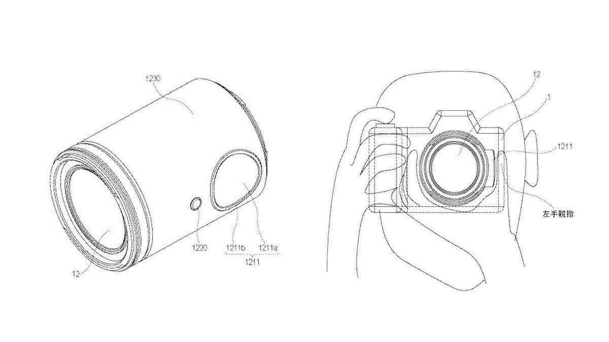 Canon patenta un panel táctil para sustituir al anillo de enfoque
