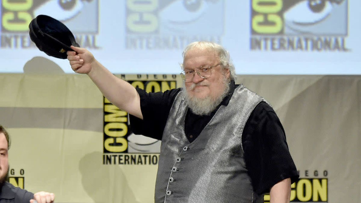 George RR Martin firma contrato de 5 años con HBO para hacer series