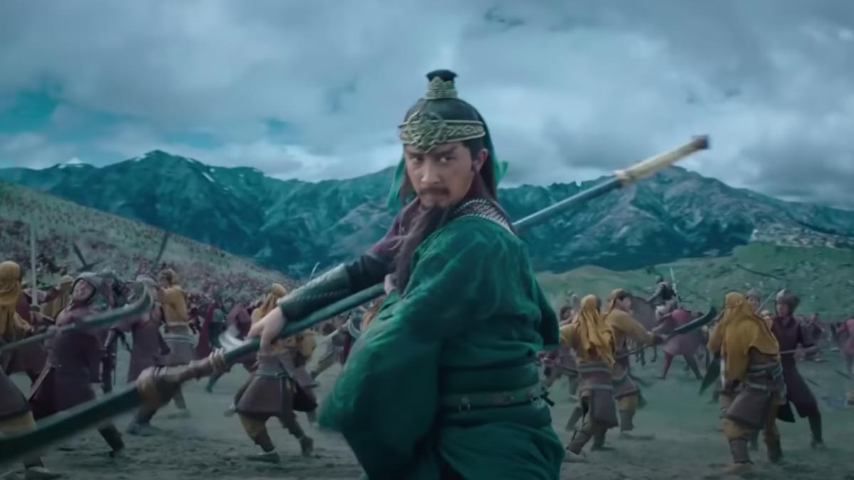 Así es el tráiler de la película de Dynasty Warriors