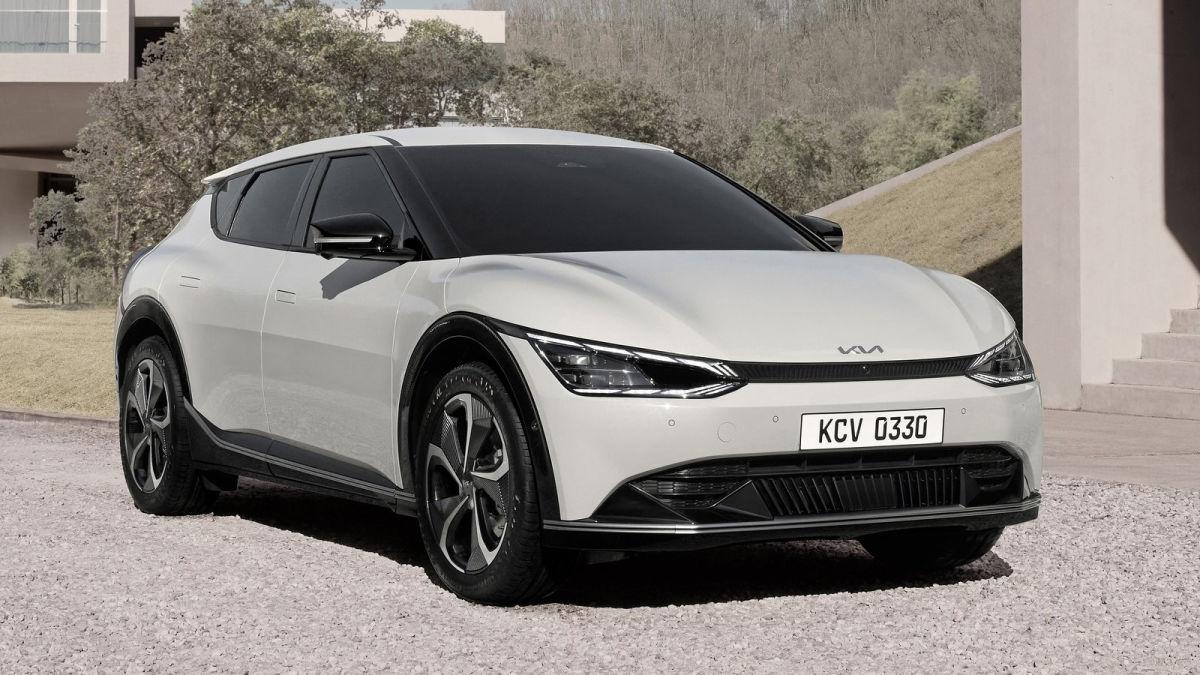Kia presenta su primer coche eléctrico: el prometedor Kia EV6