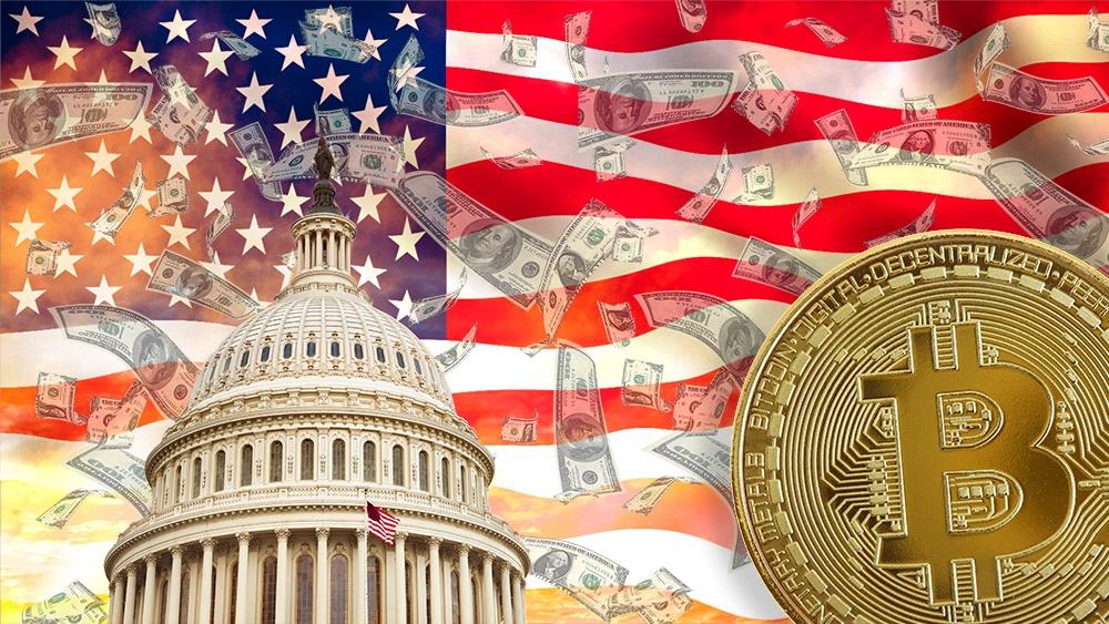 Nuevo paquete de auxilios de 1,9 billones de dólares en EE. UU. podría favorecer a bitcoin