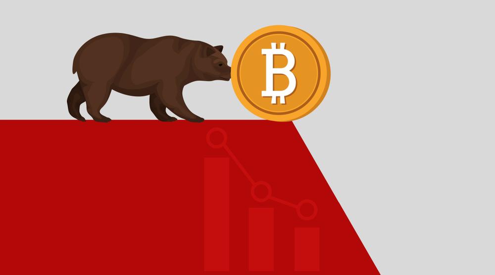 El cierre de Bitcoin por debajo de $ 46K podría provocar una caída de grado mayor