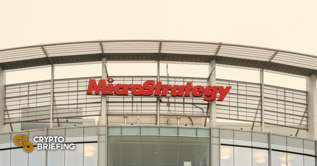 Microstrategy compra la inmersión y agrega $ 10 millones en Bitcoin