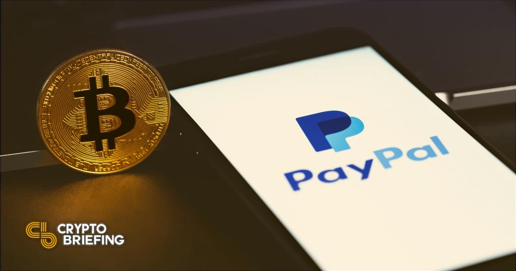 PayPal para comprar la empresa de custodia de criptomonedas Curv