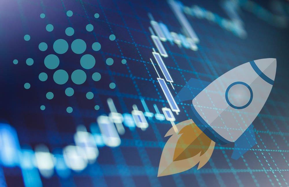 Cardano cotiza en Coinbase, el precio de ADA sube un 3,2%