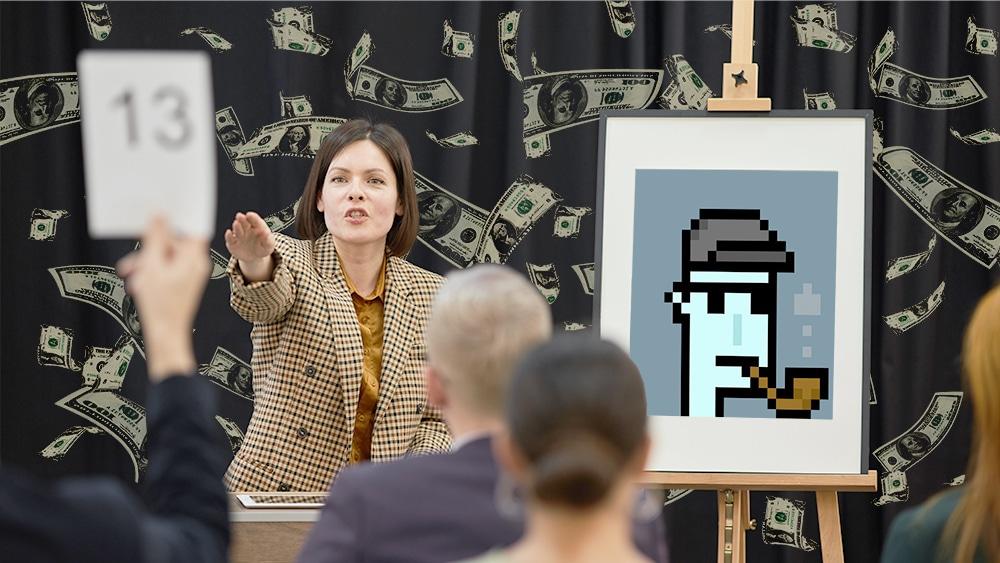 CryptoPunk se vende en USD 7,5 millones y establece nuevo récord en el valor de los NFT