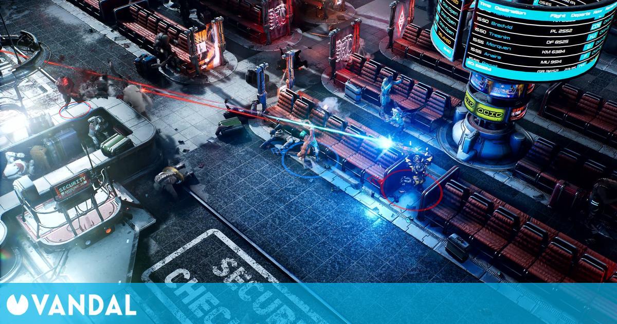 The Ascent, el 'shooter RPG' futurista para Xbox y PC, muestra su cooperativo