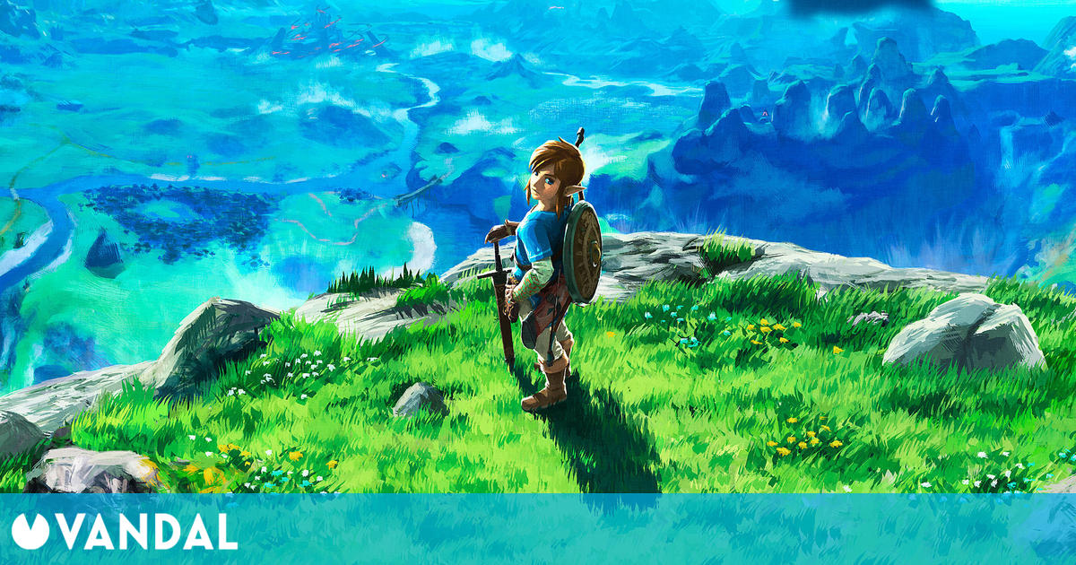 Breath of the Wild: Descubren un glitch para jugar en primera persona
