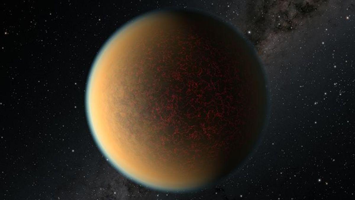 Este extraño planeta perdió su atmósfera pero ahora tiene una nueva