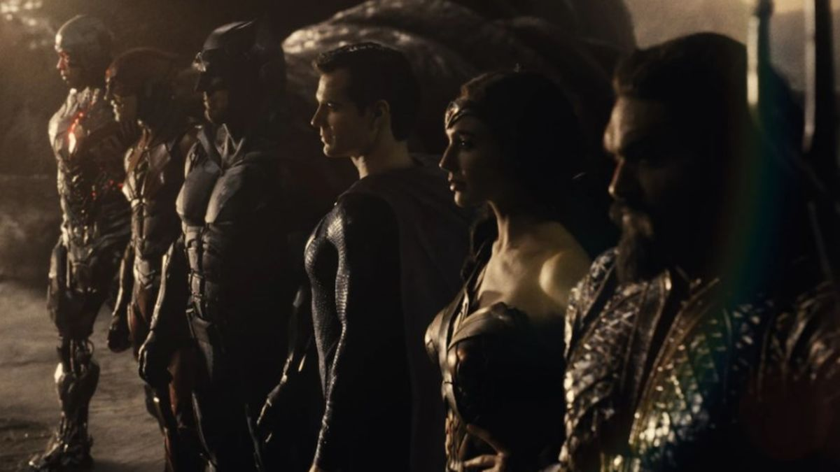 Todo lo que cambia en el Snyder's Cut de Justice League